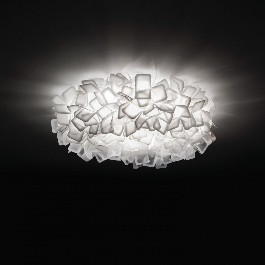Plafón SLAMP Clizia Ceiling/Wall Large White