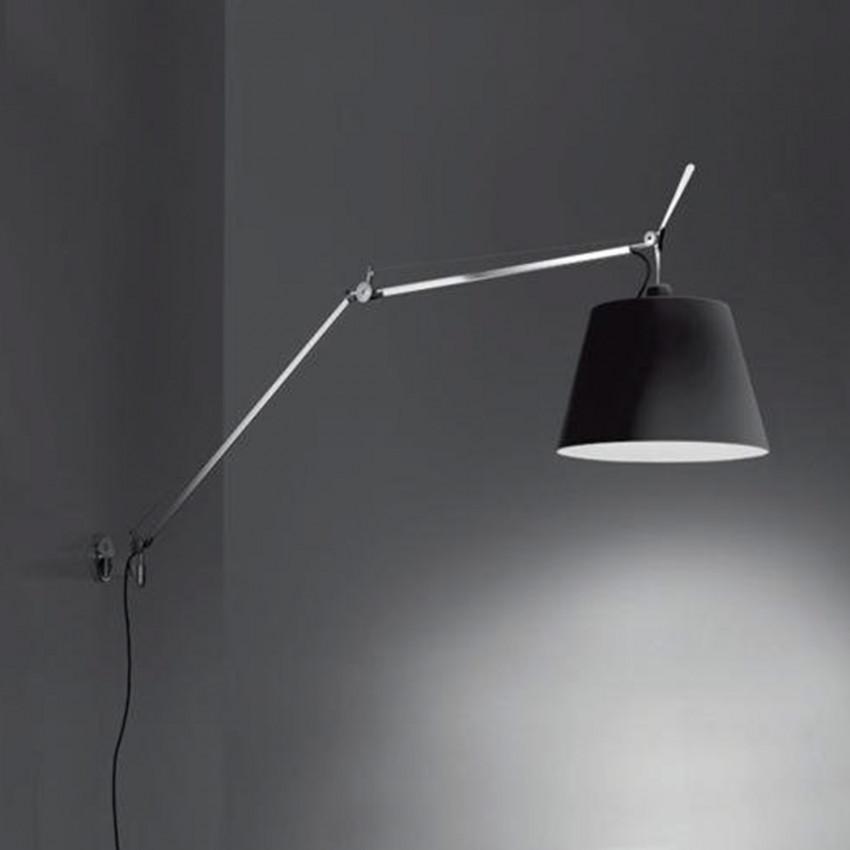 Candeeiro de Parede LED Tolomeo Mega Regulável Ajustável 31W ARTEMIDE
