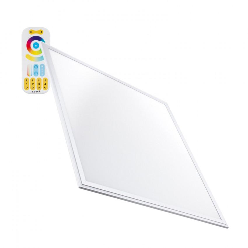 Panel LED 60x60cm 36W 3600lm Slim RGBWW Regulable