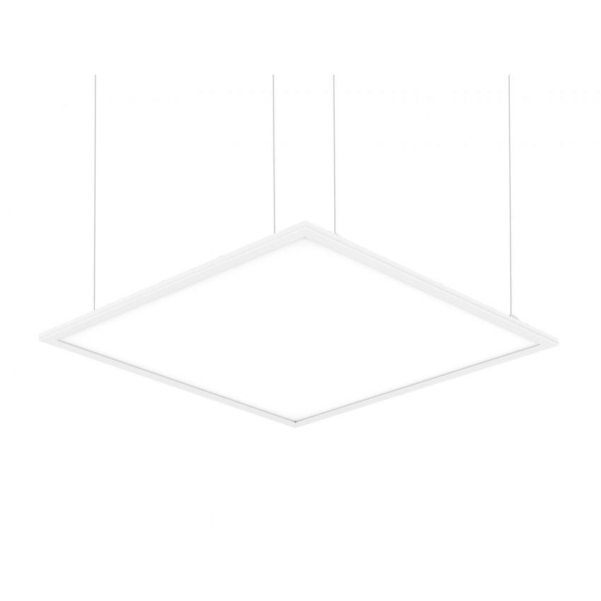 Panel LED 60x60cm 40W 4000lm Microprismático (UGR17) LIFUD + Kit de suspensión