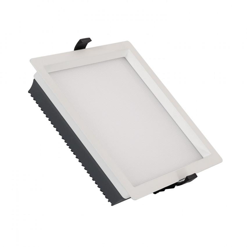 Downlight LED 30W SAMSUNG New Aero Slim Cuadrado 130 lm/W (UGR17) LIFUD Corte 210x210  mm