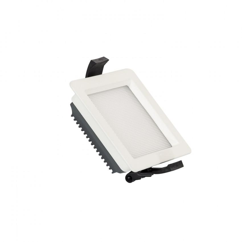 Downlight LED 10W SAMSUNG New Aero Slim Cuadrado 130 lm/W (UGR17) LIFUD Corte 85x85 mm