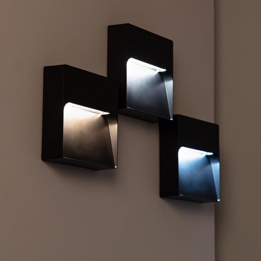 Aplique LED Arca IP65 6W