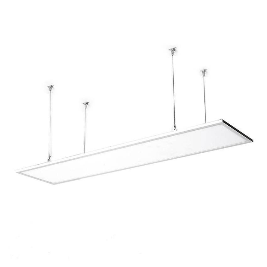 Painel LED 120x60cm 63W 6300lm LIFUD + Kit de Suspensão