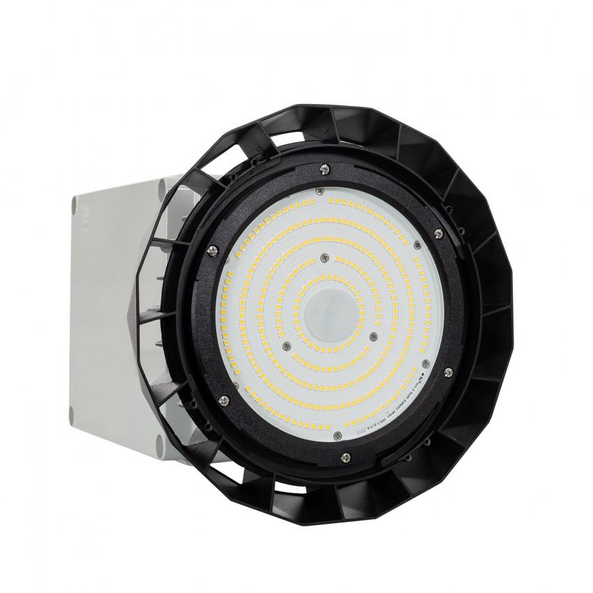 Campana LED UFO HBS SAMSUNG 150W 175lm/W LIFUD Regulable No Flicker + Kit de Emergencia