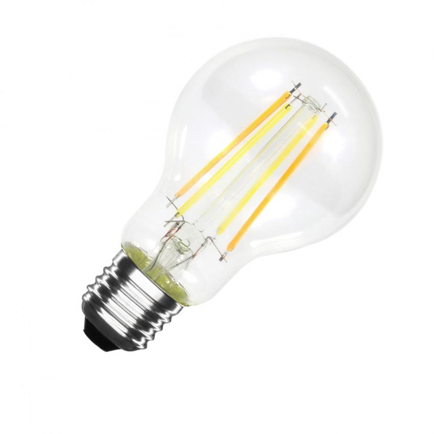 Bombilla LED Smart WiFi E27 Filamento 6.5W A60 CCT Classic