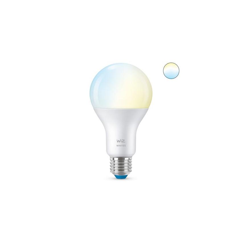 Lâmpada LED Smart WiFi + Bluetooth E27 A67 CCT Regulável WIZ 13W