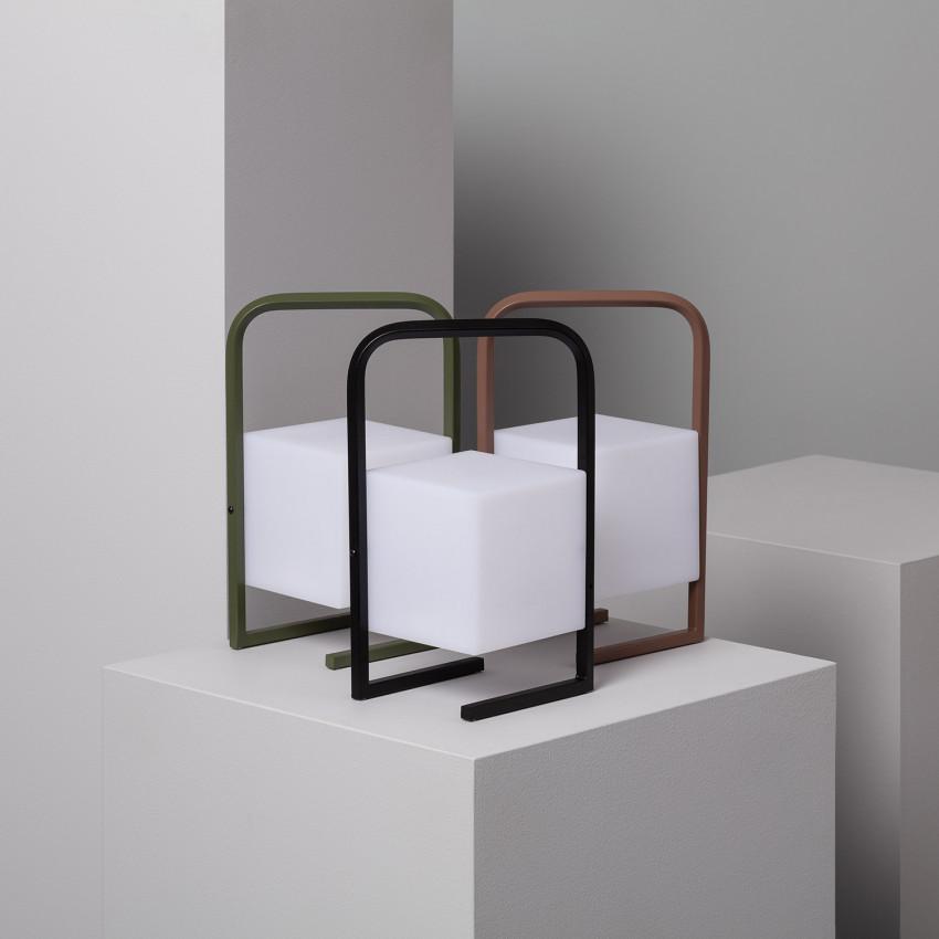 Candeeiro de Mesa LED Solar Tiber