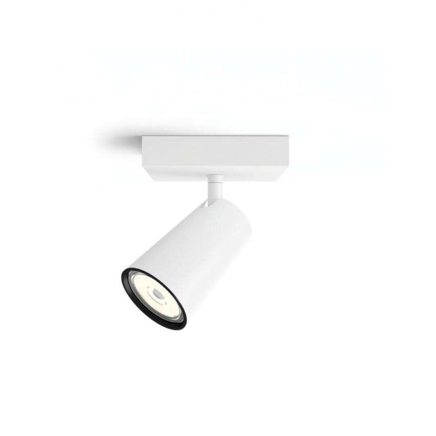 Lámpara de Techo con Un Foco PHILIPS Paisley