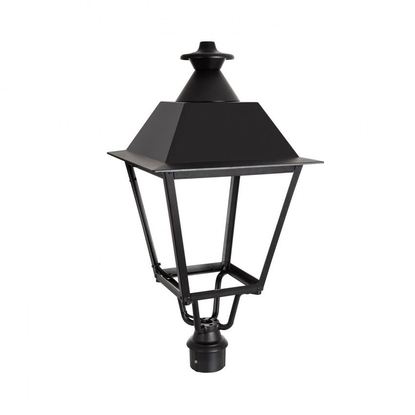 Luminária LED 60W NeoVila LUMILEDS PHILIPS Xitanium Programável 5 Steps Iluminação Pública