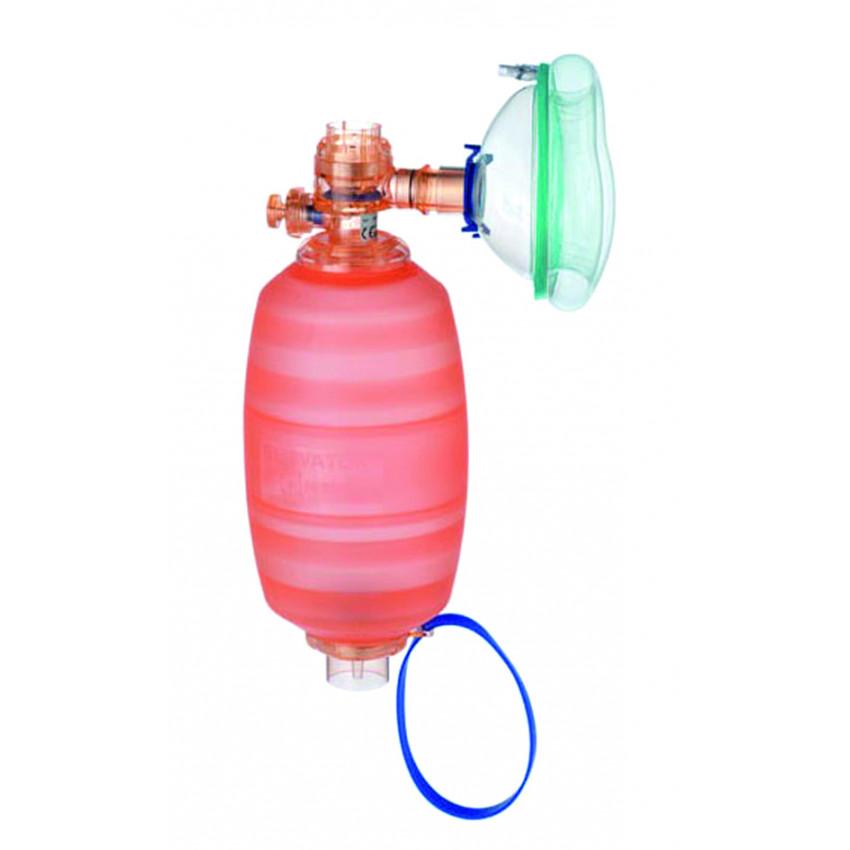Reanimador para la Ventilación Manual CATU RMSH