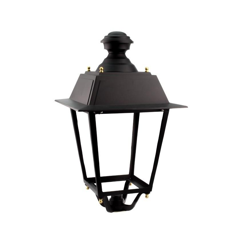 Luminária LED Villa LUMILEDS 60W MEAN WELL Iluminação Pública