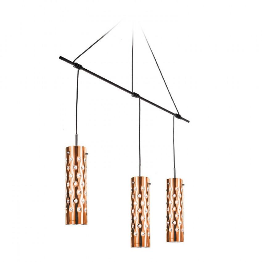 Lámpara Colgante SLAMP Dimple Suspension Trio