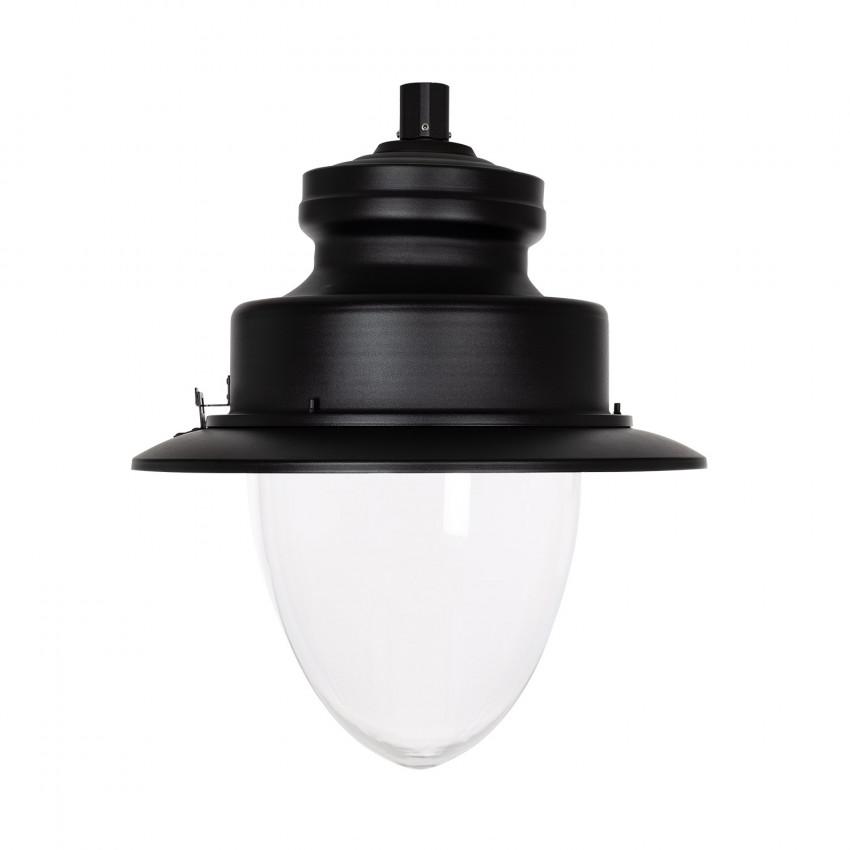 Luminária LED 40W Fisher Lumileds PHILIPS Xitanium Programável 5 Steps Iluminação Pública