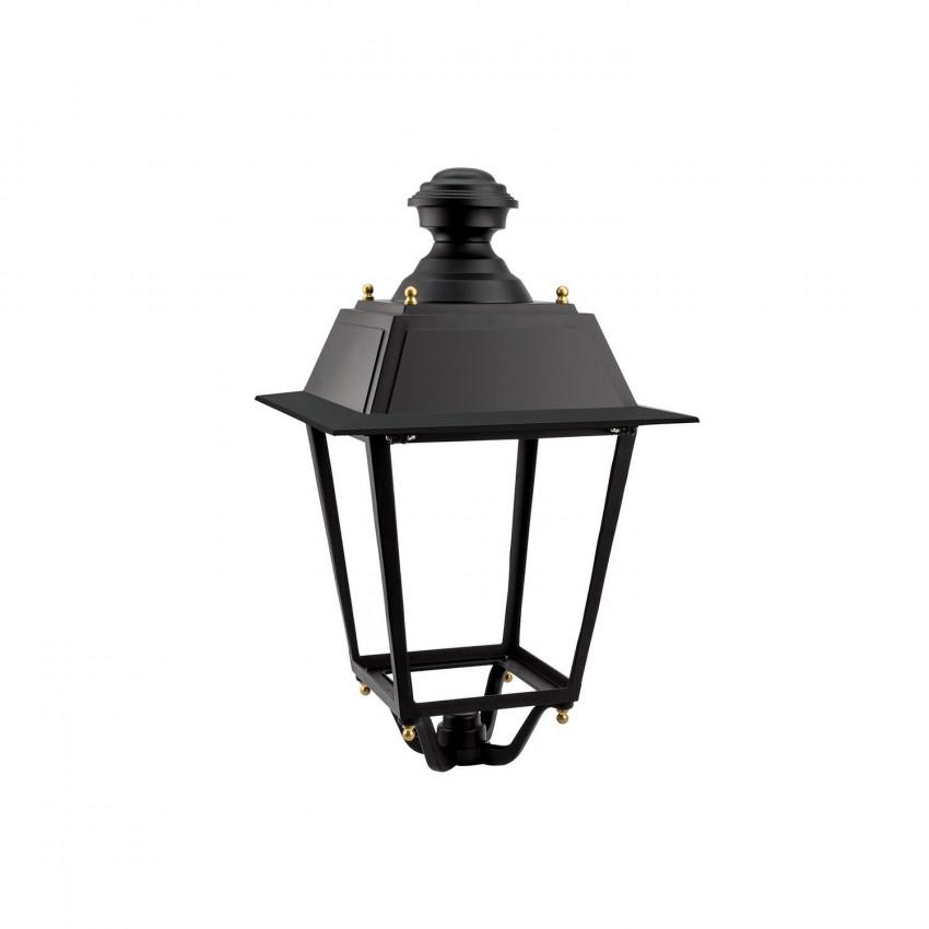 Luminária LED 40W Villa Garden Lumileds PHILIPS Xitanium Regulável 1-10V
