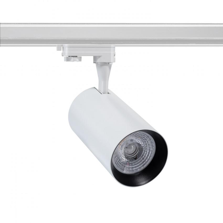 Foco LED Vulcan Blanco 30W para Carril Trifásico