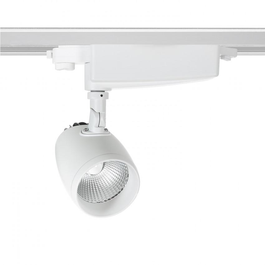 Foco LED Cree Crockett 30W para Carríl Trifásico