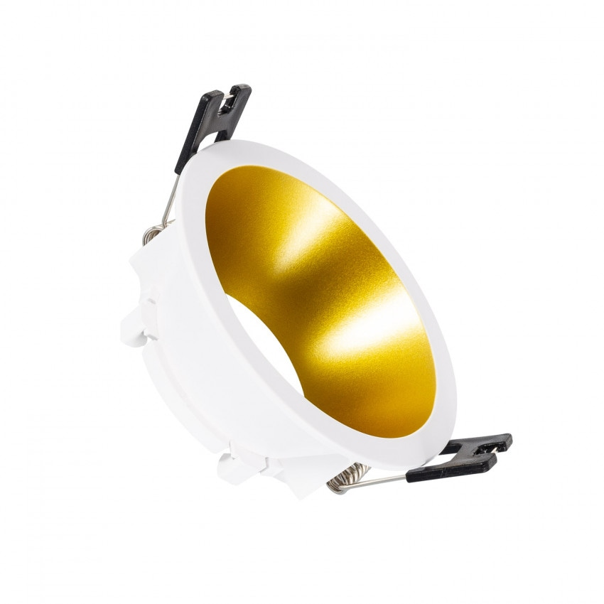Aro  Downlight  Cone PC para Lâmpada LED GU10 / GU5.3