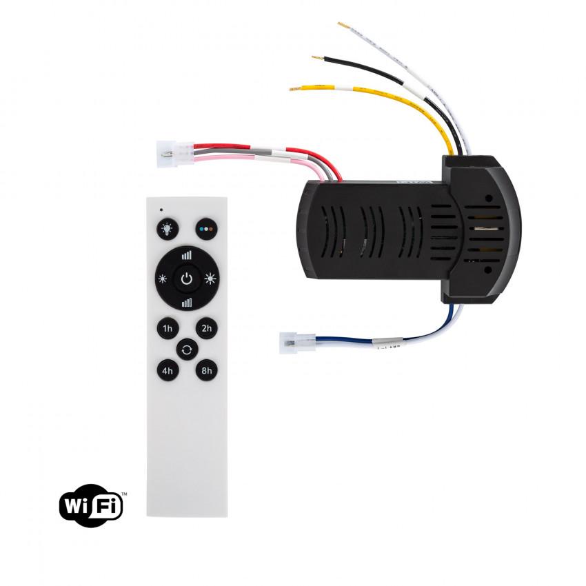 Controlador WiFi para Ventilador de Techo DC