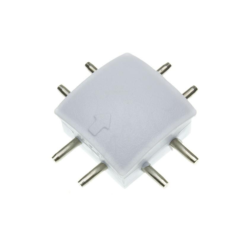 Conector 'X' Perfil com Fita LED Aretha