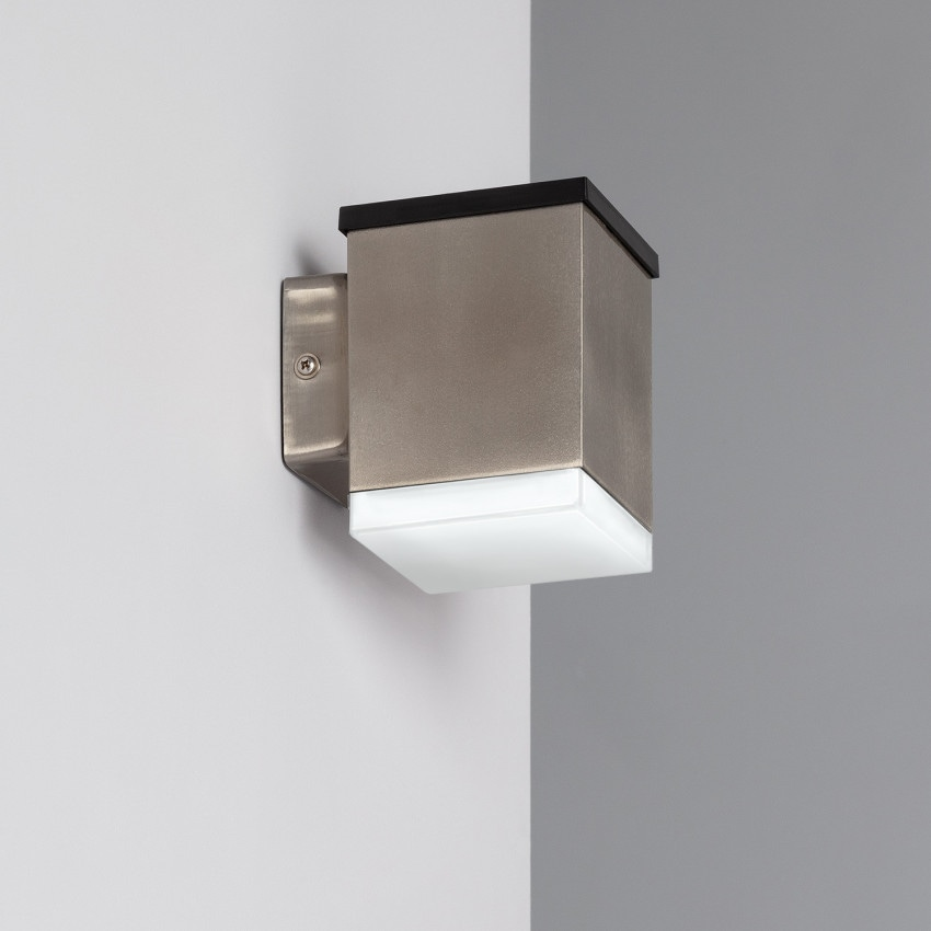 Aplique de Pared LED Solar Jafaro