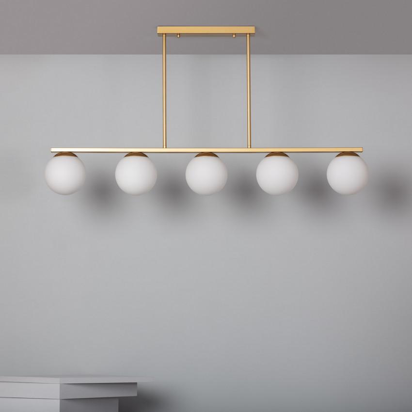 Lámpara Colgante Boqor