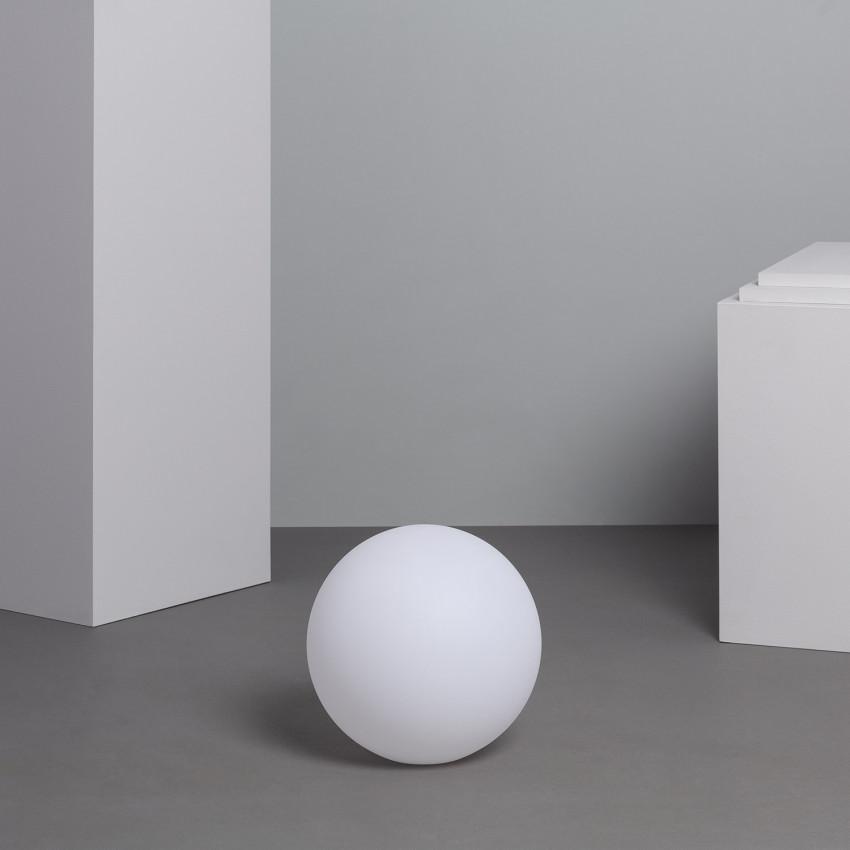 Esfera LED RGBW IP65 30cm Recarregável