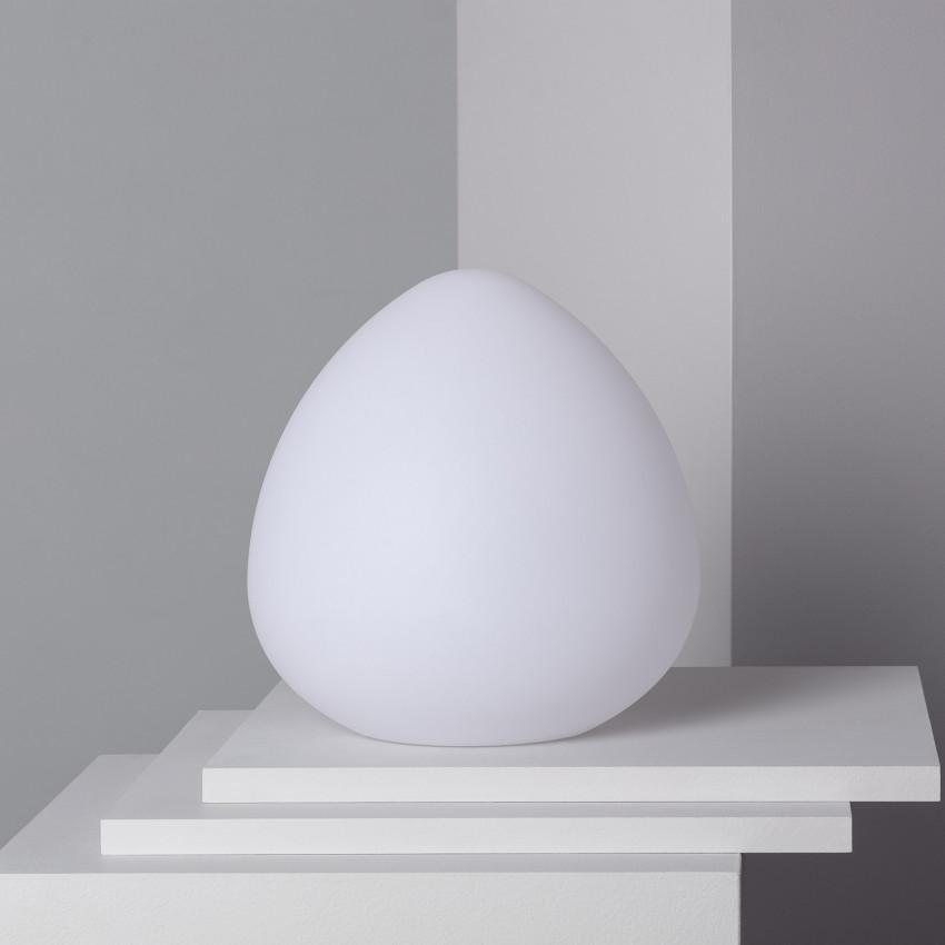 Egg LED RGBW IP65 Recargable