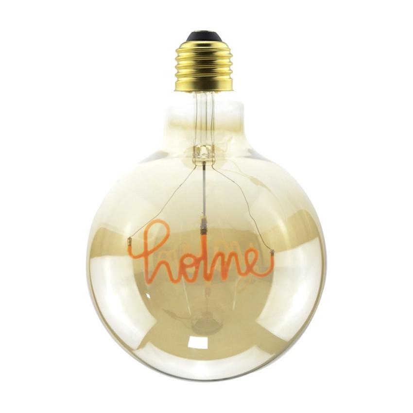 Bombilla LED E27 Regulable Filamento 5W Creative-Cables G125 Home Modelo DL700233