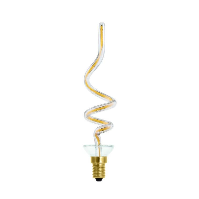 Lâmpada LED E14 Regulável Filamento 4.7W Art Flame Creative-Cabos Modelo SEG50137