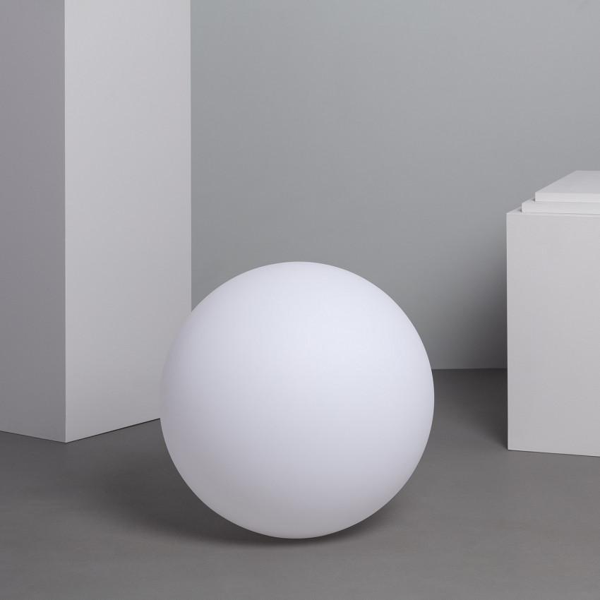 Esfera LED RGBW 50cm Recarregável