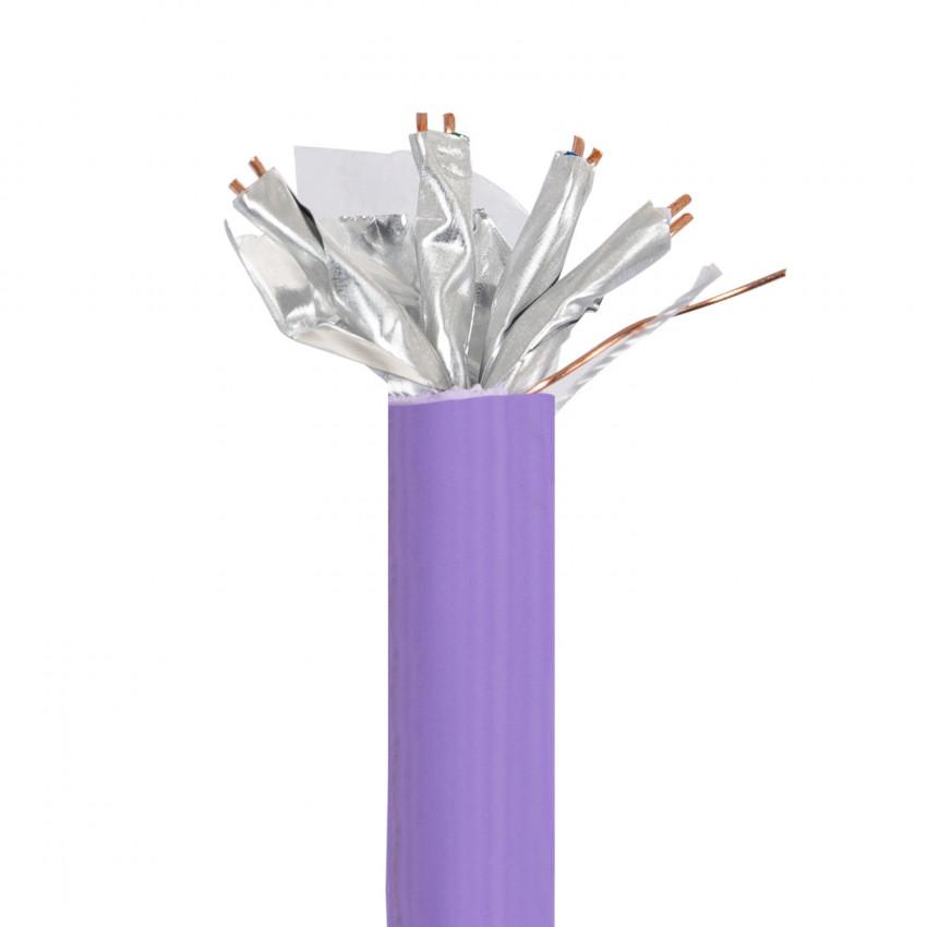 Cable de Red FTP CAT.6A Cobre Puro Libre de Halógeno 100m