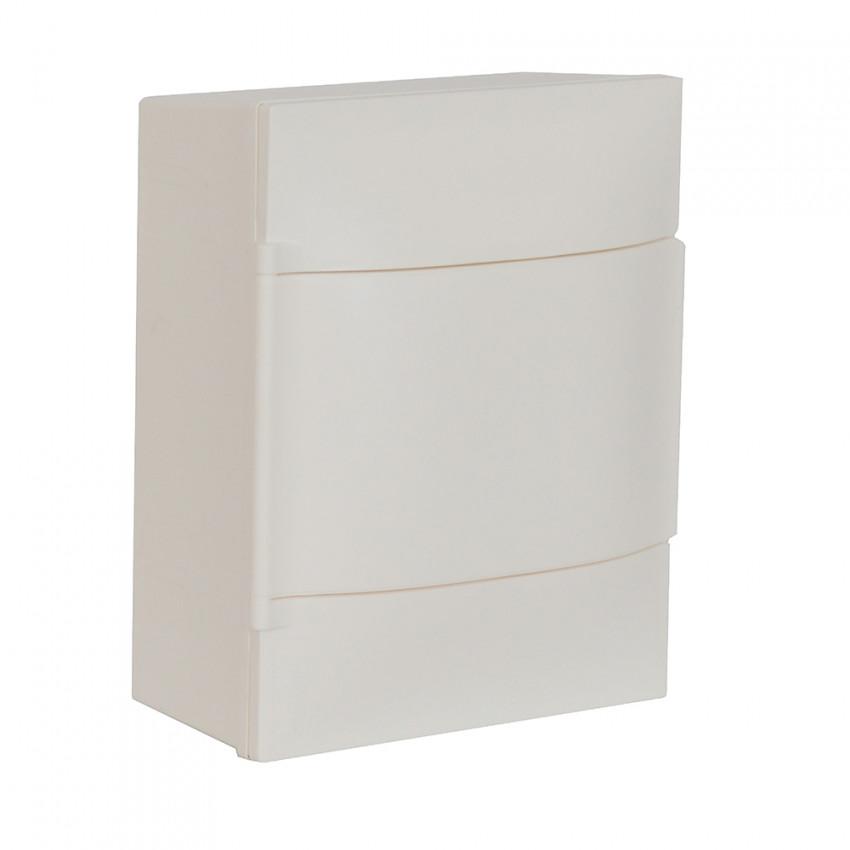 Caja Superficie Practibox S Puerta Lisa 1x4 Módulos LEGRAND 134124