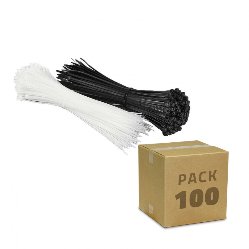 Pack 100 Bridas