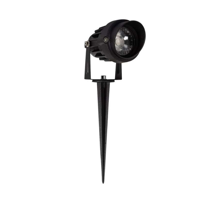 Foco LED RGB con Pincho Vetusta IP65 5W