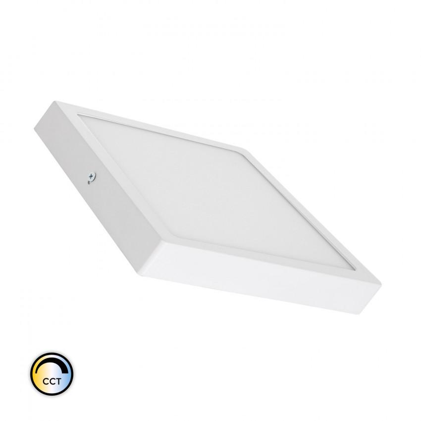 Plafón LED 18W Cuadrado Superslim CCT Seleccionable