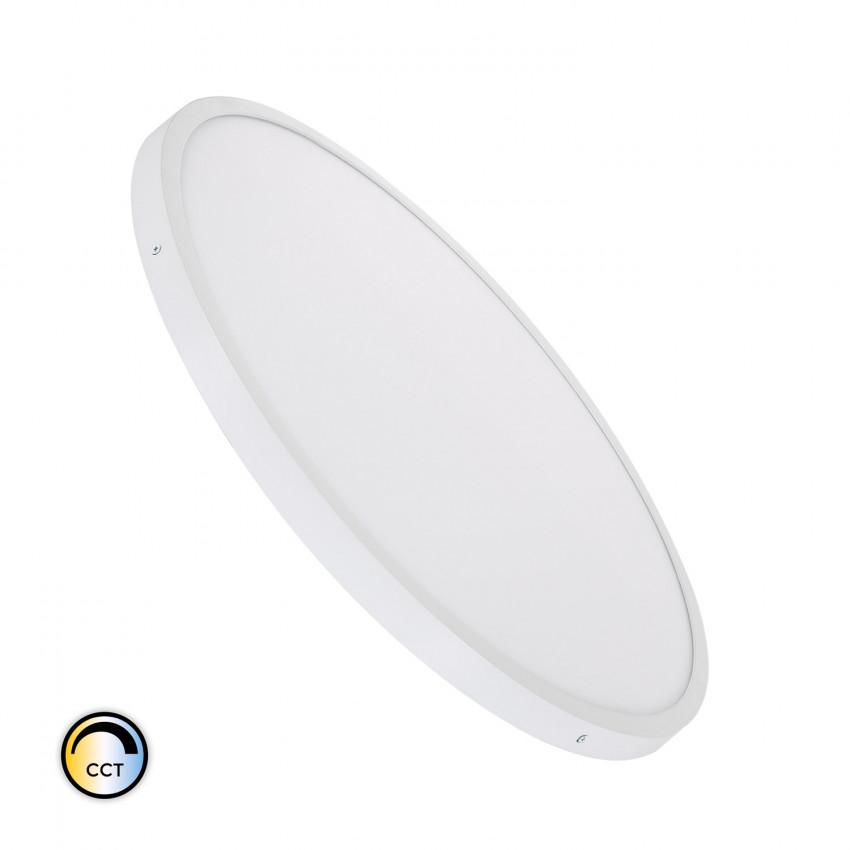 Plafón LED 48W Circular Superslim CCT Seleccionable