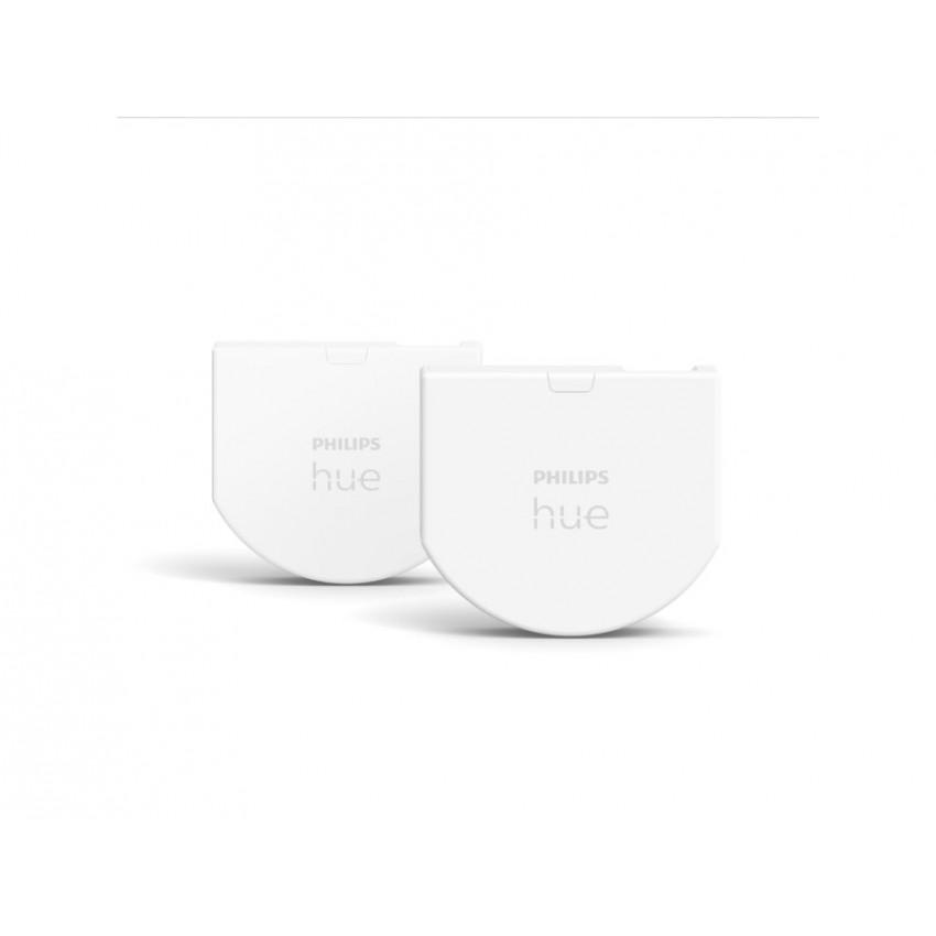 Pack 2 Módulos de Interruptor de Pared Philips Hue