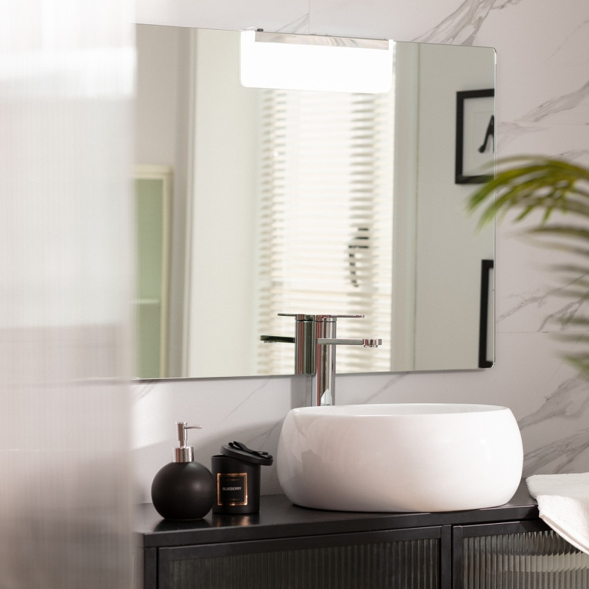 Aplique LED Malasia 5W  para Espelho de casa de banho