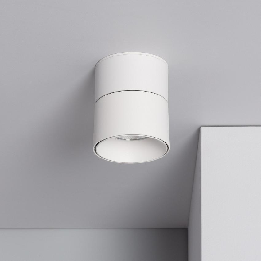 Aplique LED New Onuba 7W Circular Blanco