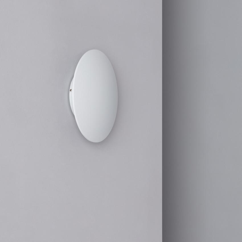 Aplique LED Iris 8W Branco