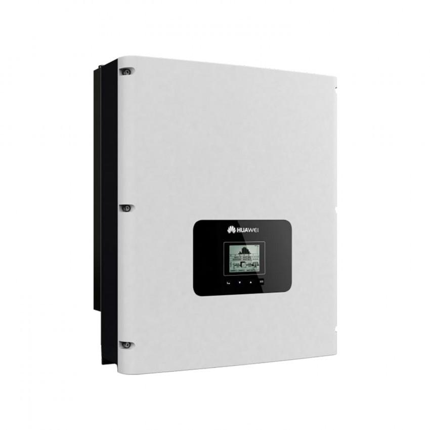 Kit Autoconsumo Fotovoltaico HUAWEI para Empresa Trifásico Sin Baterías 10-15KW