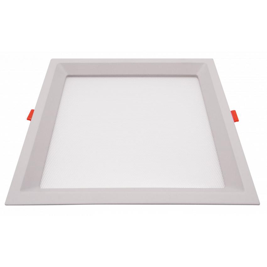 Placa LED 16W CCT Seleccionável Quadrada Slim LIFUD (UGR17) Corte 150x150 mm