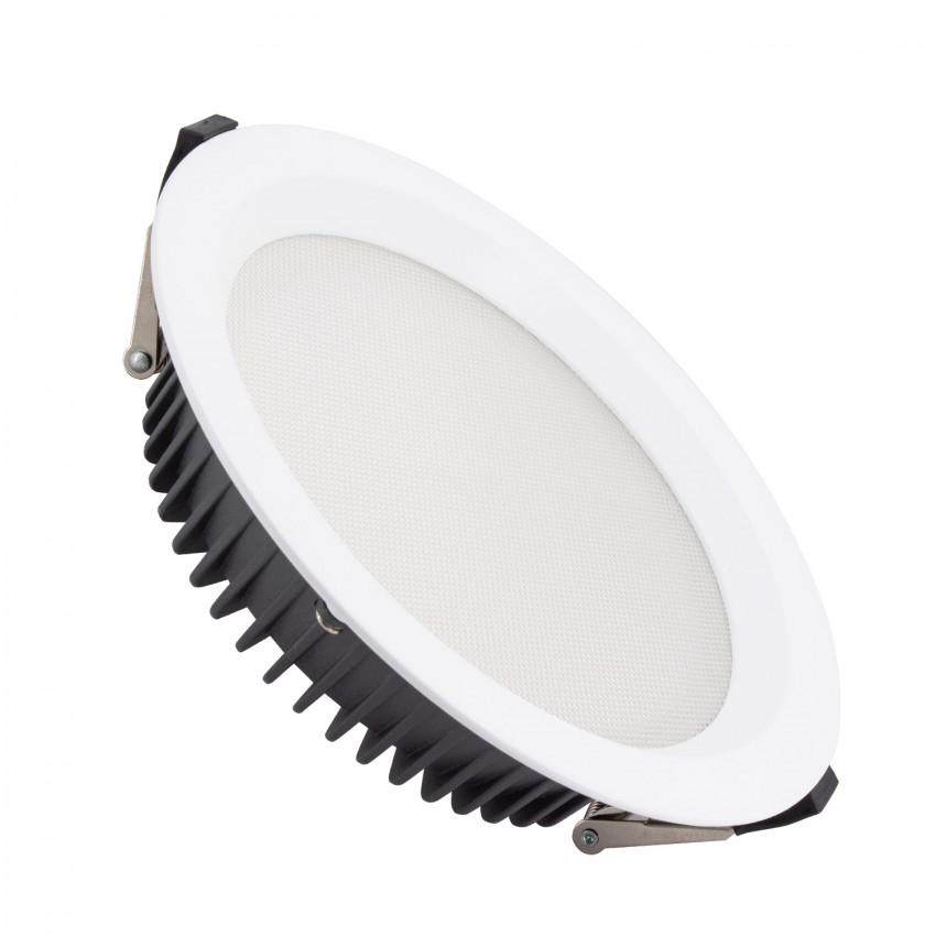 Downlight LED 24W SAMSUNG New Aero 130 lm/W Microprismático (UGR17) LIFUD Corte Ø 200 mm