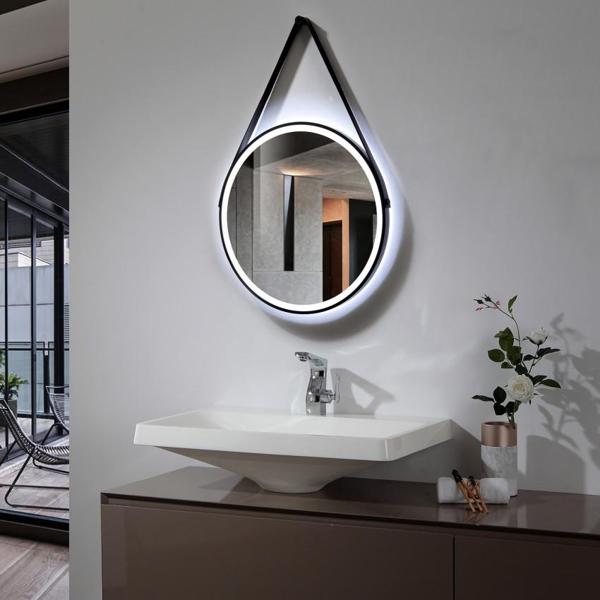 Espelho Decorativo LED Anti-embaçante Táctil Fiyi 40W