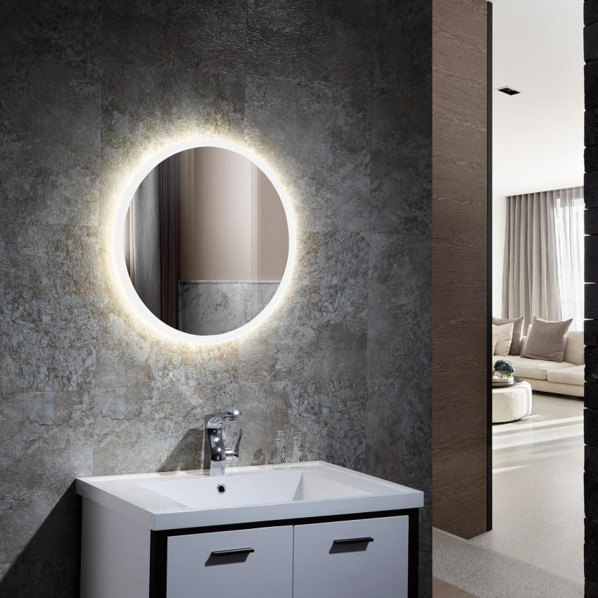 Espejo Iluminación LED Raindrop