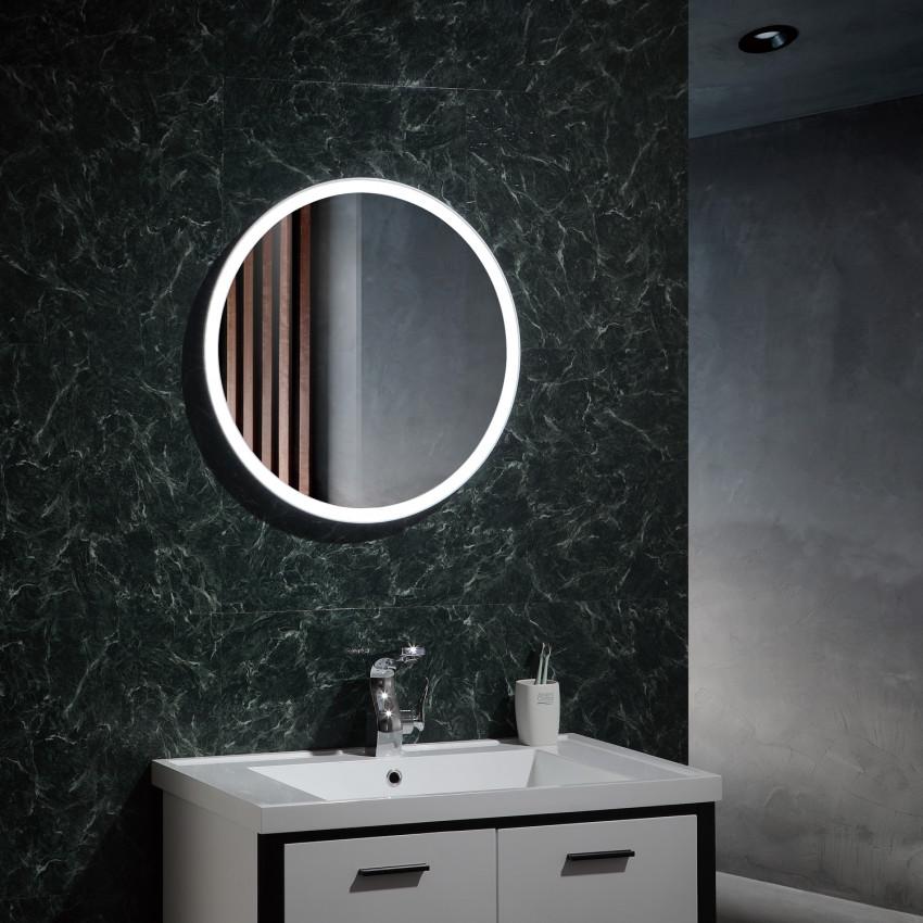Espelho Decorativo LED Anti-embaçante Paraíso 25W